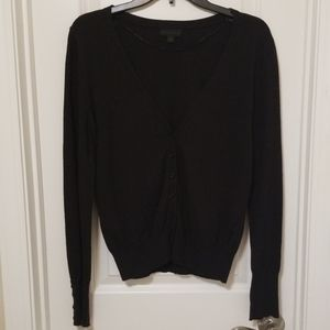 V-Neck Cardigan Button Up Sweater